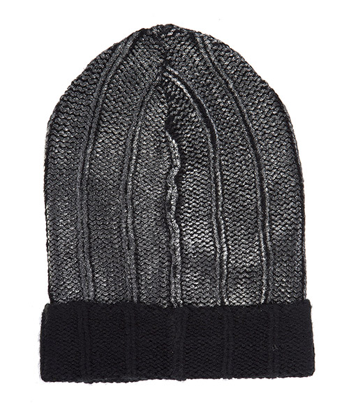 Women's beanie hat  train fashion secondary image