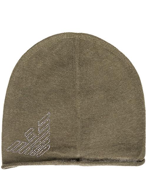 Mütze Emporio Armani EA7 2855478A73104380 stone grey