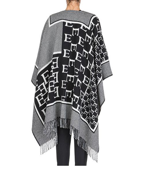 écharpe femme en laine secondary image