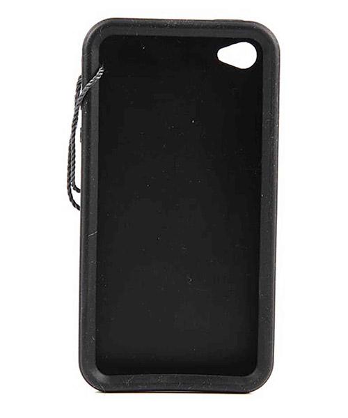 Cover case custodia iphone 4 4s in gomma morbida secondary image