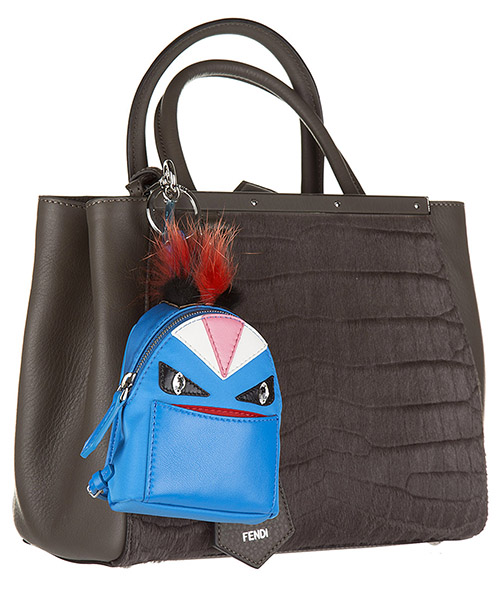 Charm ciondolo da borsa donna bag bugs secondary image