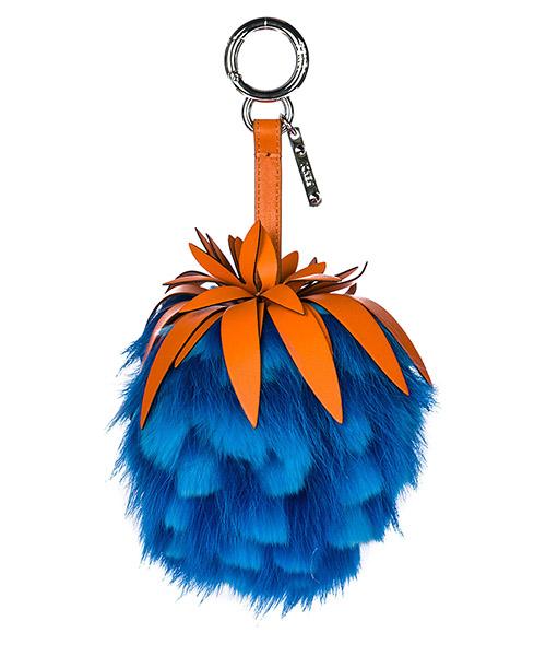 Taschenanhänger Fendi 7AR577A1FEF11DS blu
