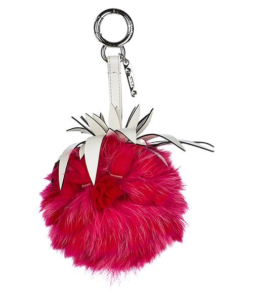 Taschenanhänger Fendi 7AR577A1FEF11DT rosa