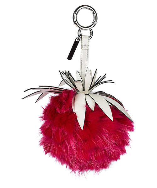 Charm ciondolo da borsa donna fruits secondary image