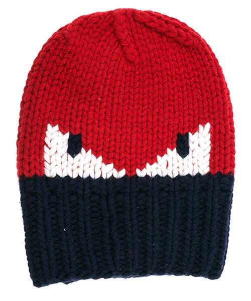 Mütze Fendi FXQ053 I1A F0QC9 rosso