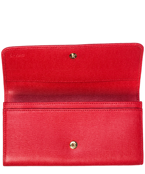 Women's wallet genuine leather coin case holder purse card bifold babylon secondary image