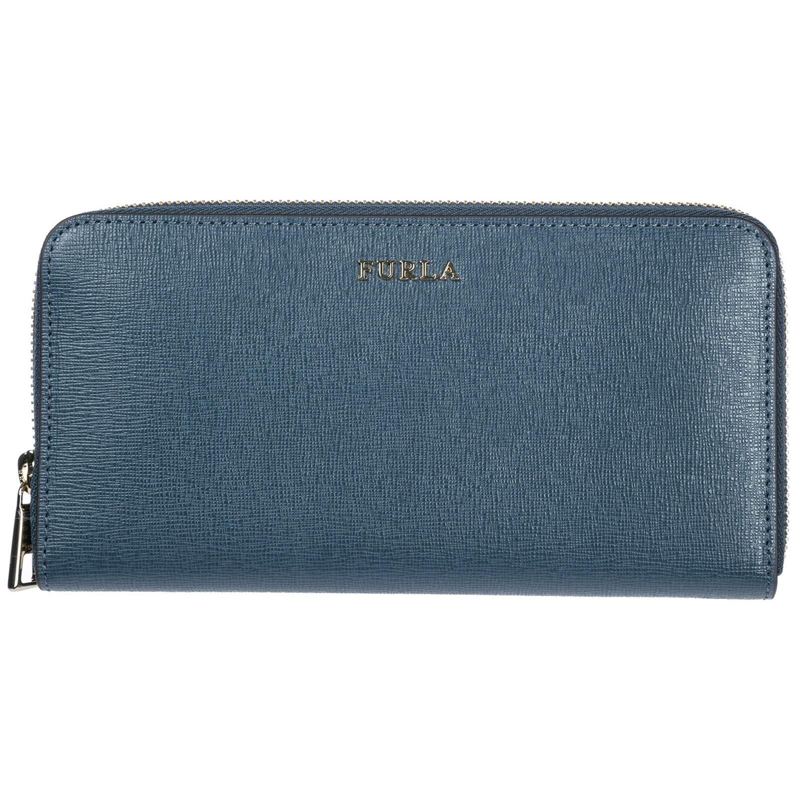 Wallet furla 887329 avio scuro frmoda womens wallet genuine leather coin case holder purse card bifold babylon reheart Gallery