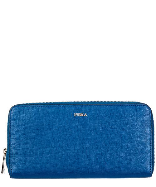Wallet Furla Babylon 942768 blu pavone
