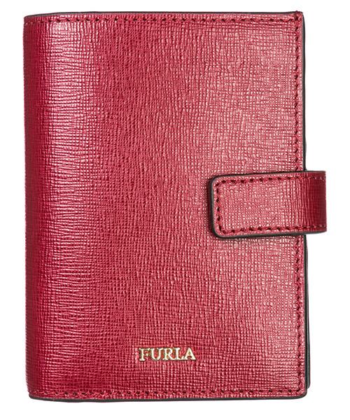 Wallet Furla Babylon 979069 PAO1 ciliegia - ardesia