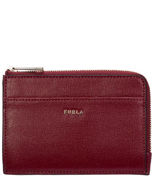 Credit card holder Furla babylon PCZ4UNOB30CGQ00 bordeaux