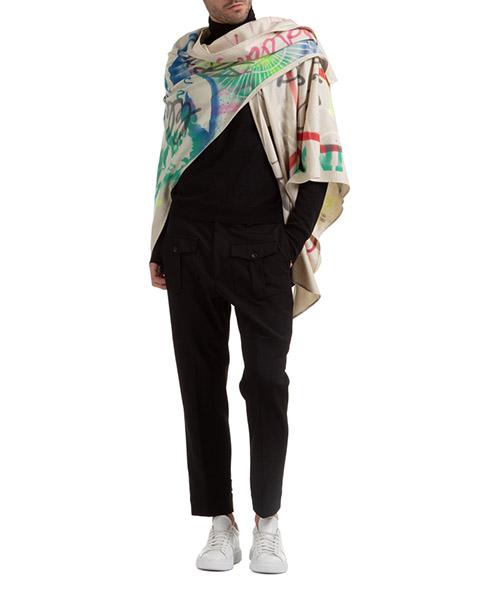 Men's cashmere'scarf secondary image
