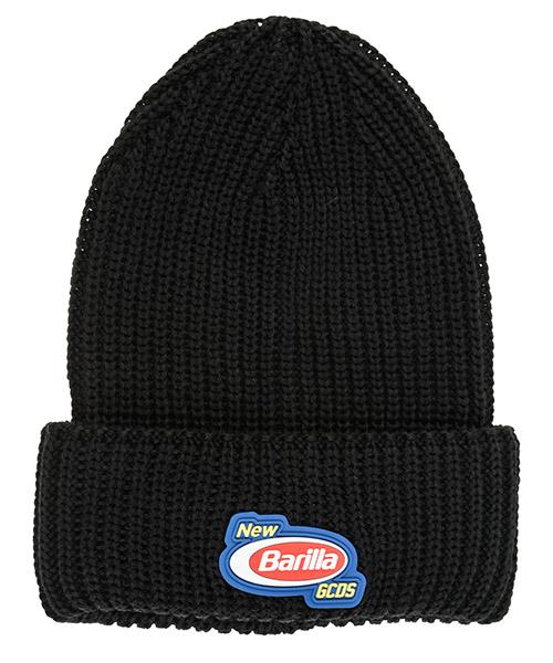 Beanie GCDS Barilla BR20U010002-02 black