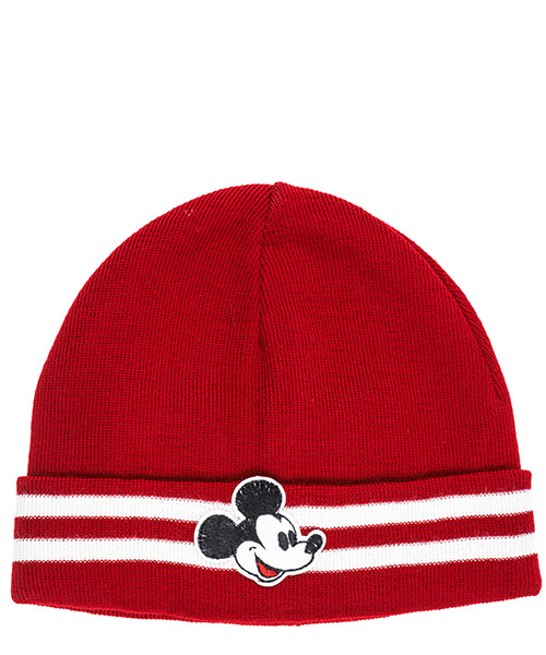 Beanie GCDS Disney Mickey Mouse FW19M01DY01-03 red