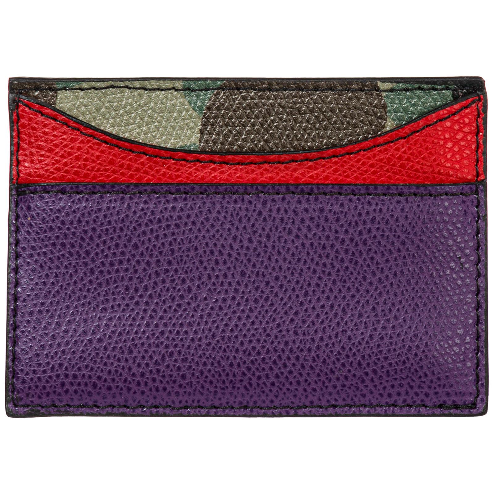 prima clienti colore attraente ultimo design Porta carte di credito portafoglio uomo