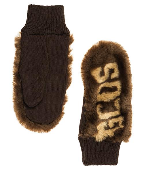 Handschuhe GCDS FW20W010328-14 marrone