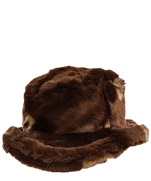 Hat GCDS fw20w010329-14 marrone