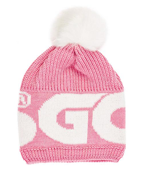 Beanie GCDS FW20W010387-06 pink