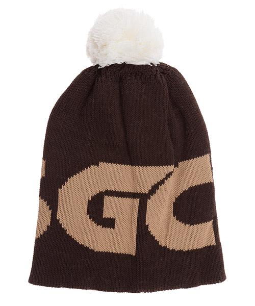 Mütze GCDS logo fw21m010028-14 nero