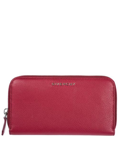 Portafoglio Givenchy BC06276012 rosso