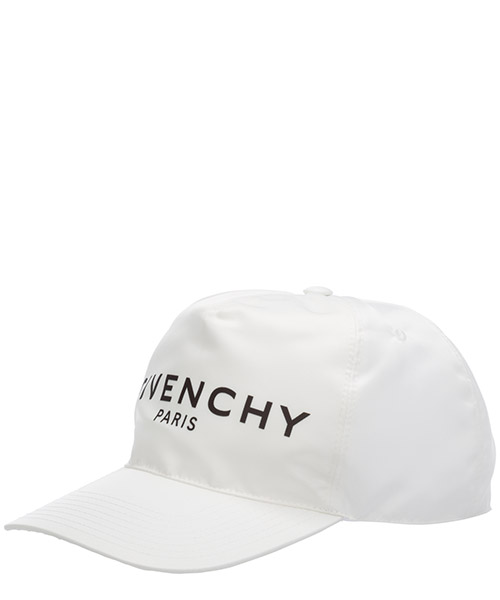 Cap Givenchy Logo BPZ003P08H-100 bianco