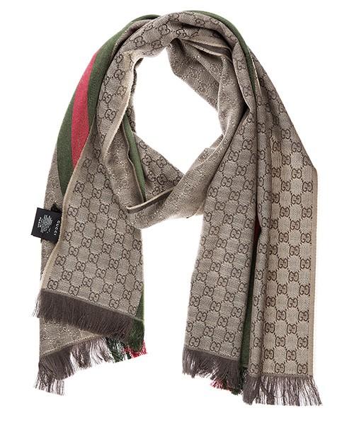 Scarf Gucci 147351 4G704 2766 marrone