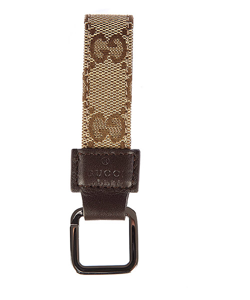 Portachiavi Gucci 199919 FAFXN 9643 marrone