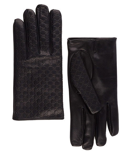 Gloves Gucci 283227BMV101000 nero