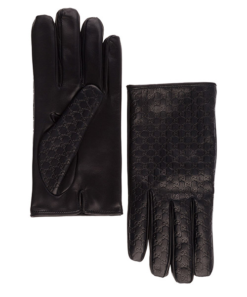 Men's leather gloves secondary image