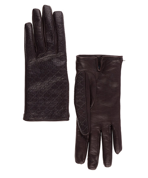 Gloves Gucci 283418 BMV10 2140 marrone