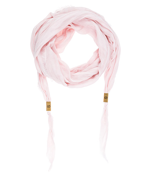 Foulard Gucci 308516 3G991 9072 rosa