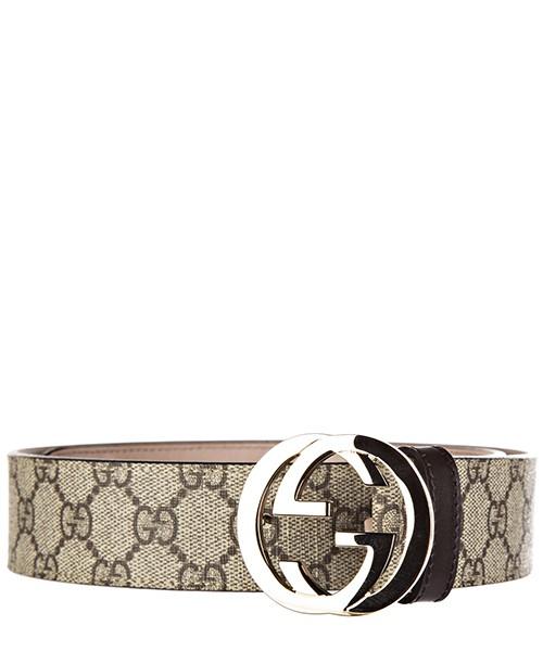Cintura Gucci 370543 CWC1G 9643 beige