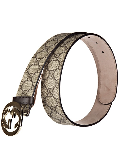 Women's belt  gg supreme secondary image