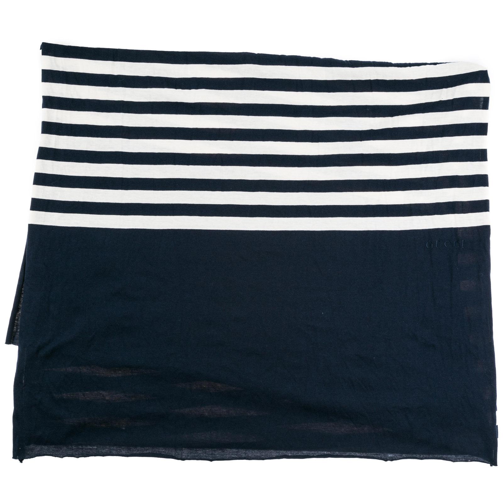 Men's cotton scarf