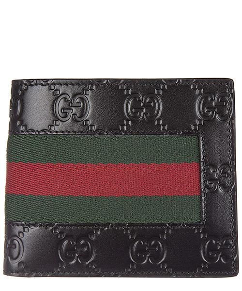 Portafoglio Gucci 408827 cwcln 1060 nero