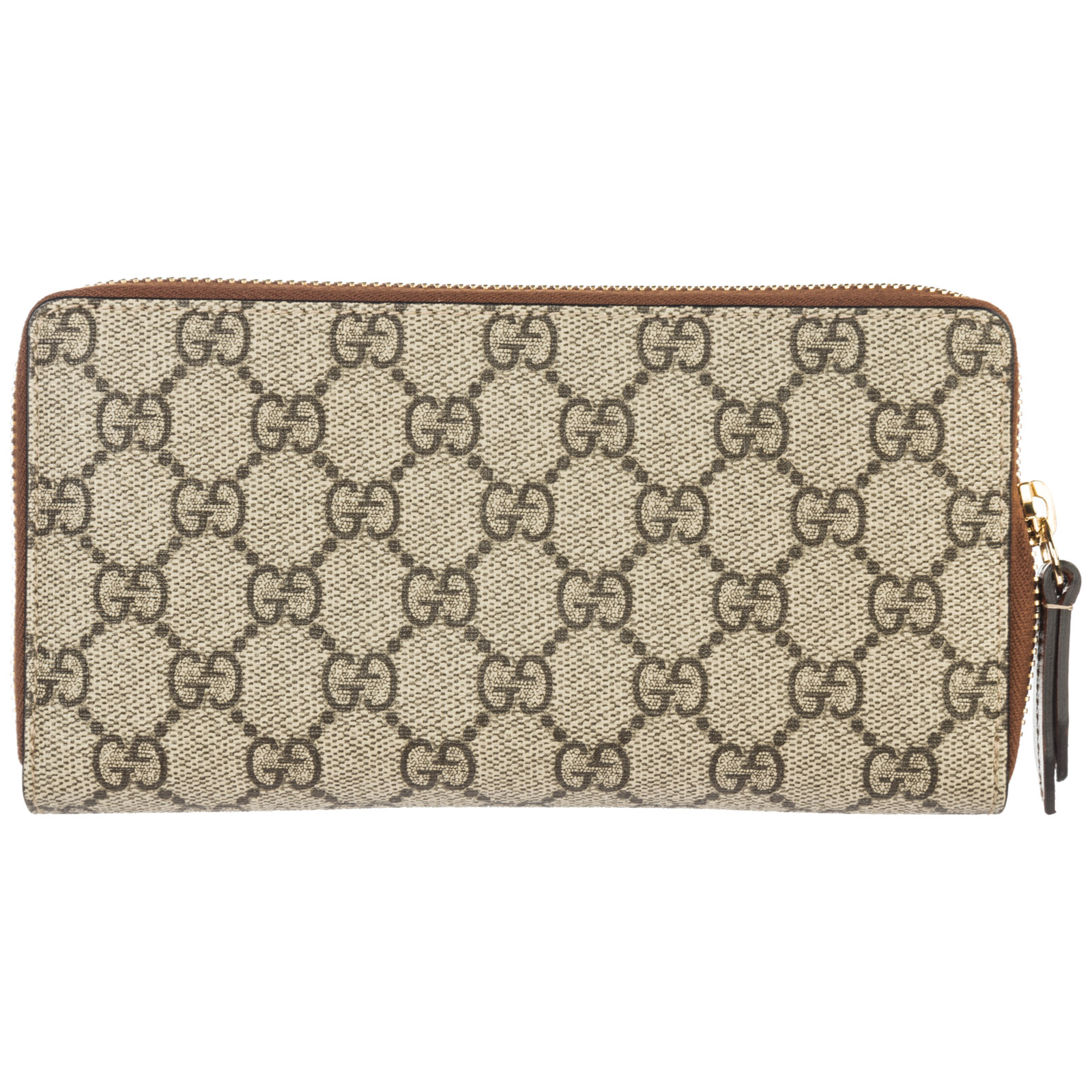 216a0917c76 Gucci Women s wallet genuine leather coin case holder purse card bifold