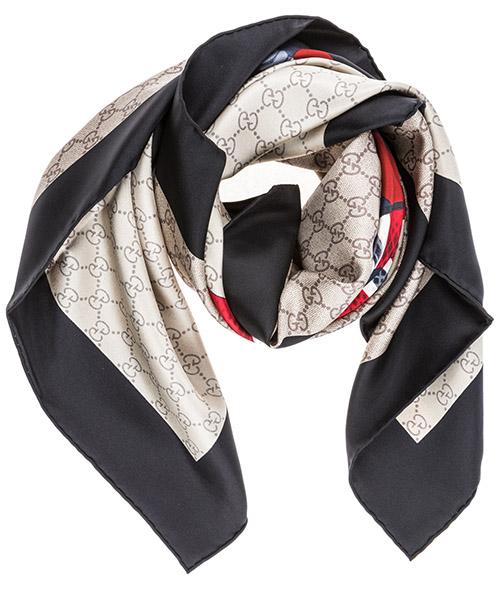 Men's scarf serpente secondary image