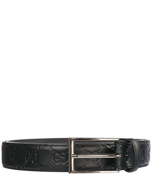 Cintura Gucci 474313 CWC1N 1000 nero