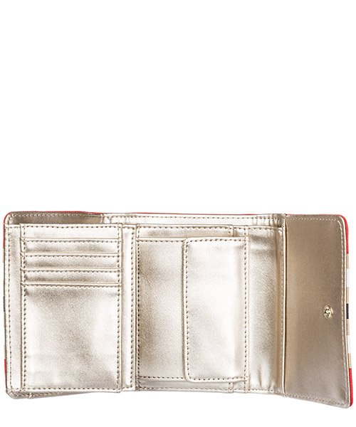 Women's wallet coin case holder purse card trifold secondary image