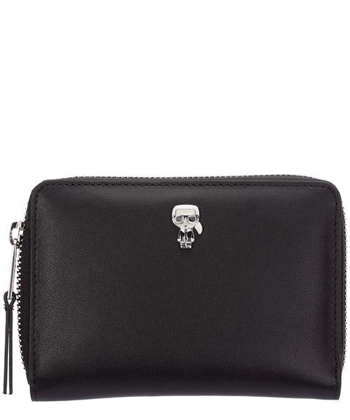 Wallet Karl Lagerfeld K/Ikonik 201W3215 nero