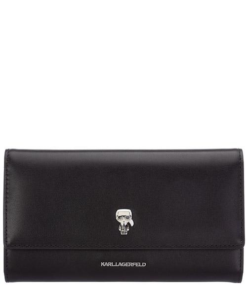 Wallet Karl Lagerfeld K/Ikonik 205W3204 nero