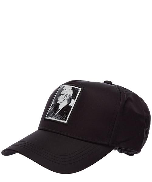 Cap Karl Lagerfeld karl legend 20kw200w3404 nero