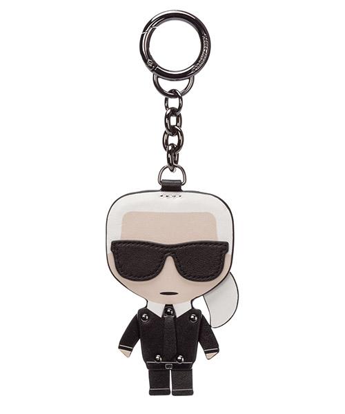 Брелок для ключей Karl Lagerfeld k/ikonik dancing 20KW201W3804 nero