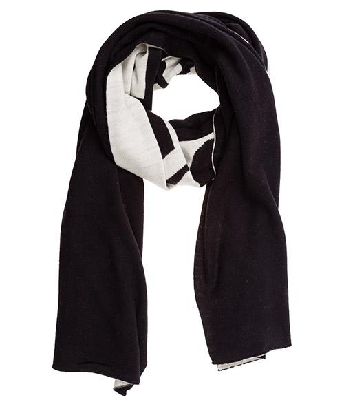 Women's wool scarf k/karl secondary image