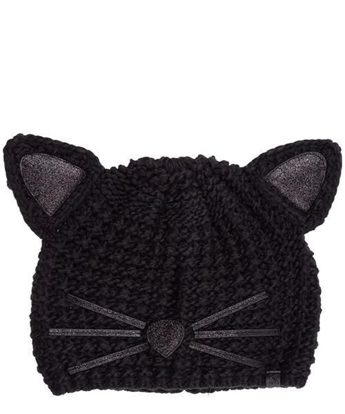 Beanie Karl Lagerfeld choupette 96kw3402 black