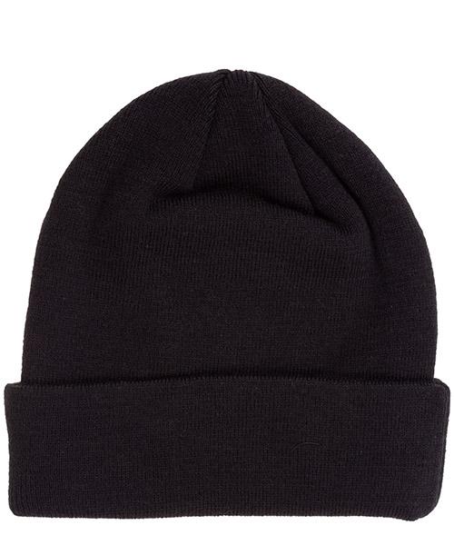 Women's wool beanie hat  k/ikonik secondary image