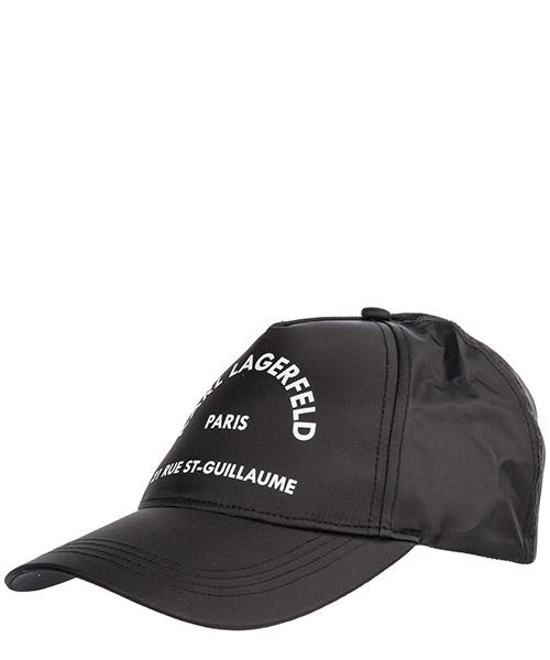 Бейсболка Karl Lagerfeld rue st guillaume 96kw3408 black