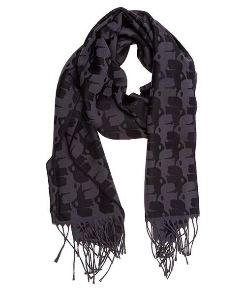 écharpe homme en laine secondary image