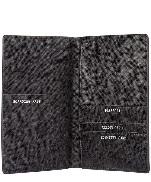 папка для документов-паспорта мужская k/ikonik secondary image