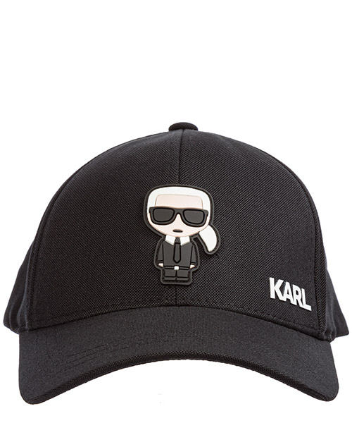 Adjustable men's hat baseball cap  k/ikonik secondary image