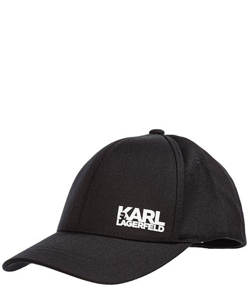 Baseball cap Karl Lagerfeld 805615592122 nero